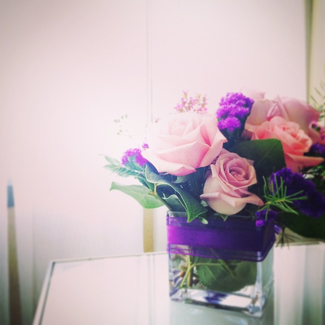 Roses from Shane