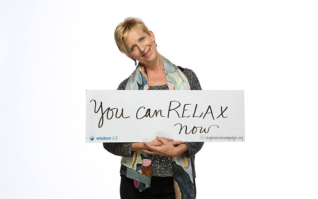 You can relax now, photo © Richard Seagraves